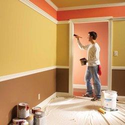 Home Painting, Paint Brands Available: Asian Paints, Type Of Property Covered: Residential