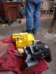 Mahindra Earthmaster Hydraulic Pump Repair