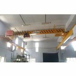 50 Ton Flame Proof Crane