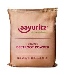 AAyuritz Red Organic Beetroot Powder, Packaging Type: HDPE BAG, Packaging Size: 25 Kg