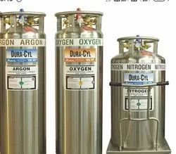 IMMENSE Stainless Steel Oxygen Dura Cylinder, For Industrial
