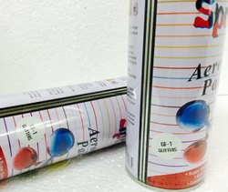 Premium Shades Glitter Colour Aerosol Spray Paint - Just Spray