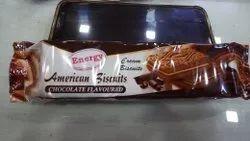 90 Gram Chocolate Cream Biscuit, Packaging Type: Packet