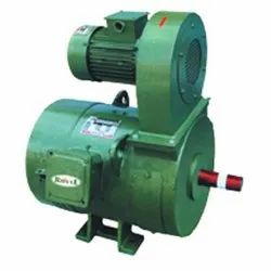 180 V 2 HP Royal DC Gear Motor With Blower