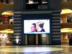 LED Video Wall Display for Mall