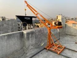 Single Phase Material Lift