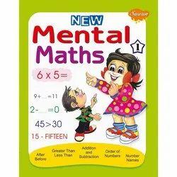 NEW MENTAL MATHS Series 8 Different Books