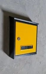 MS Letter Box With Cam Lock