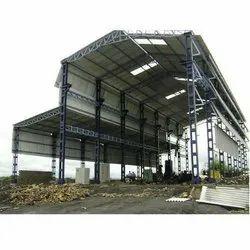 Prefab Industrial Sheds