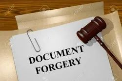 Forged Documents,
