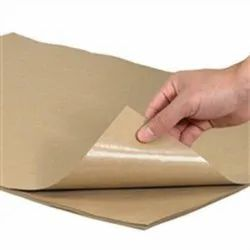 Brown Poly Coated Papers, For Krafting, GSM: 90