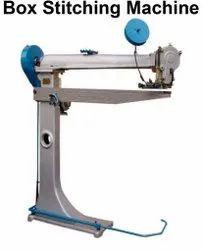 Box Stitching Machine, Automation Grade: Automatic