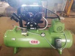5HP Double Piston Air Compressor