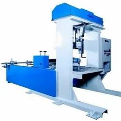 Fully Automatic Double Cavity Aluminum Container Making Machine