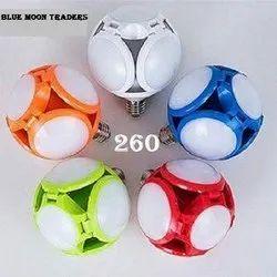 Ball Ceramic Great White LED Bulb