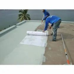 Roof Water Proofing Service, For Industrial, Liquid