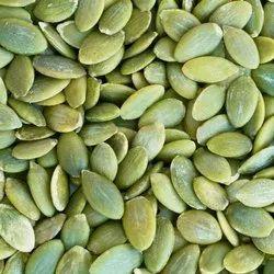 Natural Green Pumpkin Seeds, Packaging Type: Polythene Bag