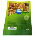 Bio Gro Three Side Sealed Packaging Pouch