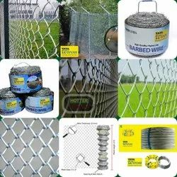 Hotter Barbed wire