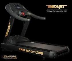 Heavy Duty Commercial AC Motorized Treadmill 755