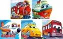 Who am I Series of Transport 5 Different Books