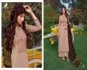 Asmee By Viona Silk Embroidery Work Classy Suits Wholesale Catalog