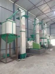 poultry com cattle feed machine, 10 tph
