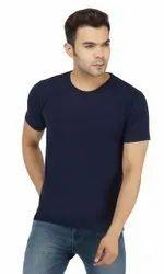 Men Blue T Shirt