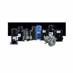 100 CFM 20 HP Semi Hermetic Compressor