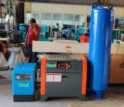30 HP Screw Air Compressor Direct Driven