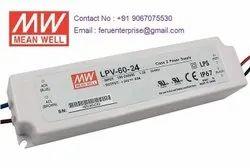 LPV-60-24 Meanwell LED Driver