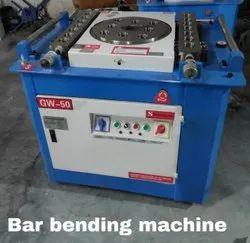 GW50J Bar Bending Machine