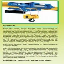 Ezylift Electric Hoists