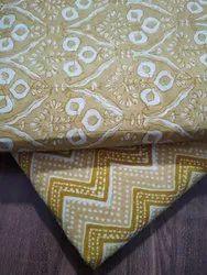 Printed Cotton Fabric, Digital Prints, Multicolour