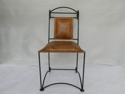 5 Kgs Approx New Leather Armless Chair
