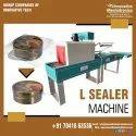 Small Box L-Sealing Machine