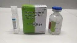 Cefoperazone with Sulbactam Injection