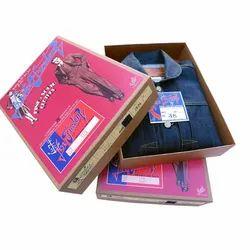 Garment Packaging Box