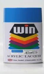 Aerosol Spray Paints River Blue - Win
