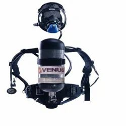 steel cylinder Venus Self Contained Breathing Apparatus, For Industrial, Max Working Pressure: 300bar