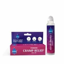Purest Cramp Relief Roll On, Packaging Size: 10 Ml, Non prescription