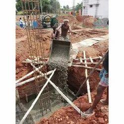 Male Concrete Labour Contractor Service, Pan India