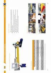 Heavy Duty Gantry Cnc Cutting Machine
