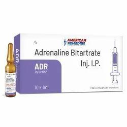 Adrenaline Bitartrate Injection