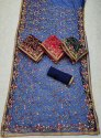 Super Net Embroidery Saree