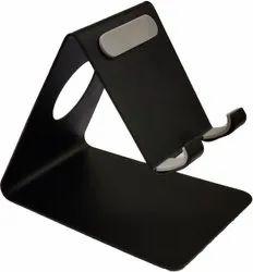 Silicone Black Mobile Back Flip Cover