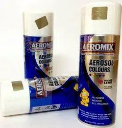 Aerosol Spray Paints Bronze Metallic