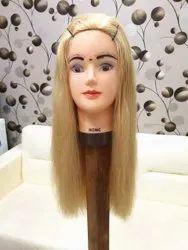Indian Human Thik Hair Wig