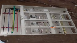 Panel Board Service, Food, Thickness: 16 . 18 Guage