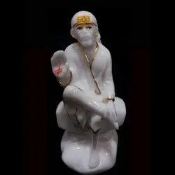 Polyresin Ashirwad Saibaba Statue Sai No. 0